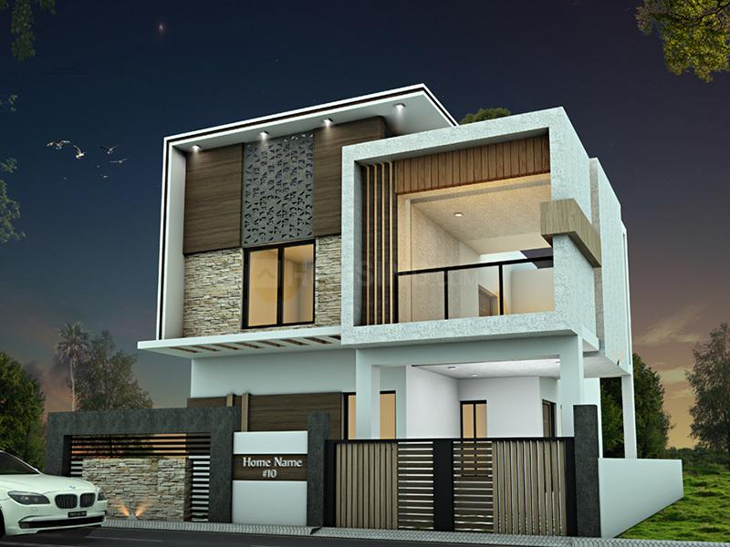 Building Image of 1600 Sq.ft 3 BHK Independent House for buy in Saravanampatty for 5500000