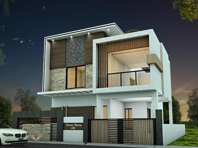 Gallery Cover Image of 1600 Sq.ft 3 BHK Independent House for buy in Saravanampatty for 5500000