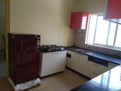 हेब्बल केंपपुरा में गोदरेज वुड्समैन इस्टेट में किचन की तस्वीर