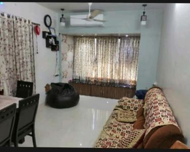 Gallery Cover Image of 585 Sq.ft 1 BHK Apartment for rent in Thane West for 18500