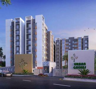 Gallery Cover Image of 1118 Sq.ft 3 BHK Apartment for buy in Loharuka Urban Greens Phase II A, Rajarhat for 7714200