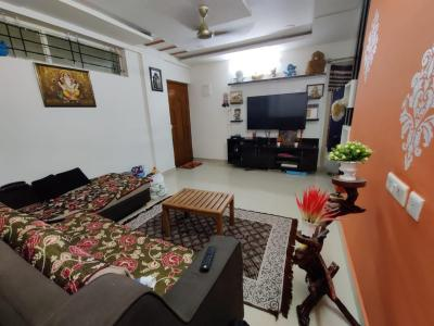 Gallery Cover Image of 980 Sq.ft 2 BHK Apartment for rent in SaiPatham Towers, Nagavara for 17000