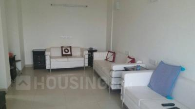 Gallery Cover Image of 960 Sq.ft 1 BHK Independent Floor for rent in Sector 128 for 22500