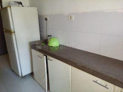 पवई में श्रेया होम्स में किचन की तस्वीर