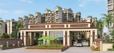 Gallery Cover Image of 805 Sq.ft 2 BHK Apartment for rent in Rasayani for 5500
