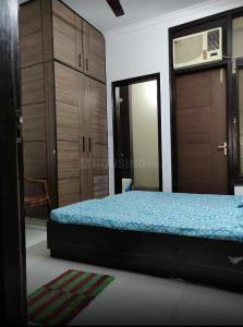 Bedroom Image of Rooms Nest PG in Garhi