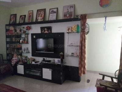 Gallery Cover Image of 1413 Sq.ft 3 BHK Apartment for rent in Vaibhav Spoorthi, Kaggadasapura for 28000
