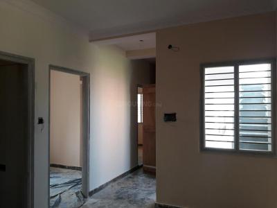 Gallery Cover Image of 750 Sq.ft 2 BHK Independent Floor for rent in Doddabidrakallu for 13000