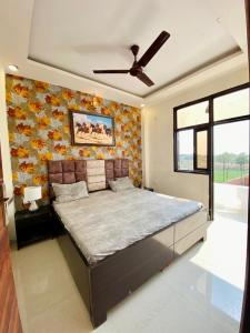 Bedroom Image of 1410 Sq.ft 4 BHK Villa for buy in Thv Heritage Floors, Noida Extension for 4348000