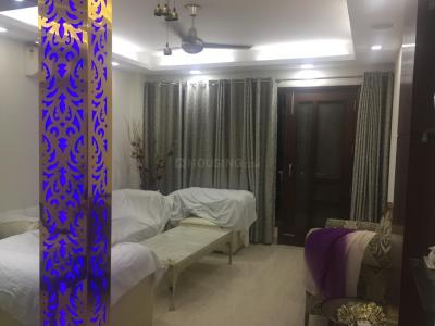 Gallery Cover Image of 1200 Sq.ft 2 BHK Independent Floor for rent in Greater Kailash for 42000