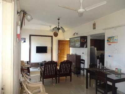 Living Room Image of 1355 Sq.ft 3 BHK Apartment for buy in Embassy Residency, Perumbakkam for 5500000