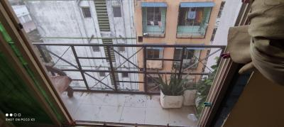 Balcony Image of 850 Sq.ft 2 BHK Apartment for buy in Raj Palace Housing, Nalasopara West for 3600000