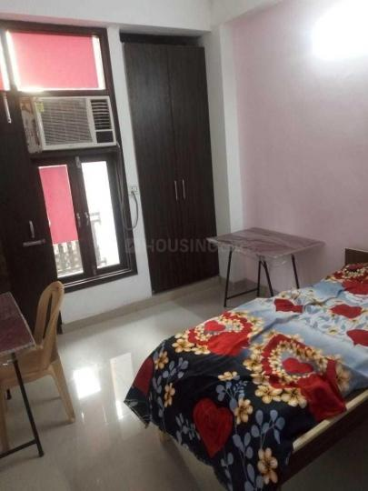 Bedroom Image of PG 4040668 Malviya Nagar in Malviya Nagar