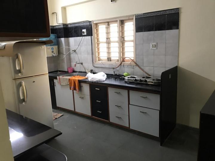 Kitchen Image of 1575 Sq.ft 3 BHK Apartment for rent in  Ratnadeep Complex, Jodhpur for 29000