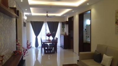 Gallery Cover Image of 1452 Sq.ft 3 BHK Apartment for buy in DSR Lotus Towers, Krishnarajapura for 10200000