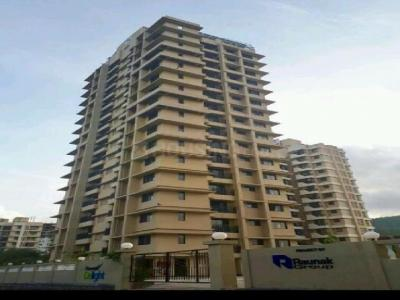 Gallery Cover Image of 500 Sq.ft 1 BHK Apartment for rent in Kasarvadavali, Thane West for 13500
