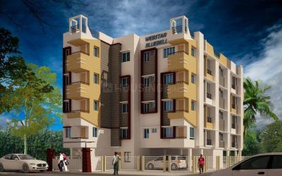 Gallery Cover Image of 914 Sq.ft 2 BHK Apartment for rent in Dhakuria for 17000
