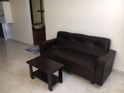 Living Room Image of Zolo Millennium in Sholinganallur