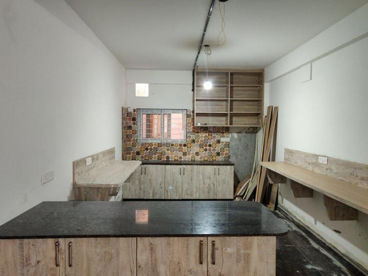 Kitchen Image of Pacific Stay in Kammanahalli
