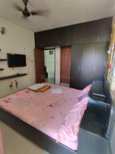 Gallery Cover Image of 1100 Sq.ft 1 BHK Apartment for rent in Sri lakshmi recedency, Bellandur for 17000