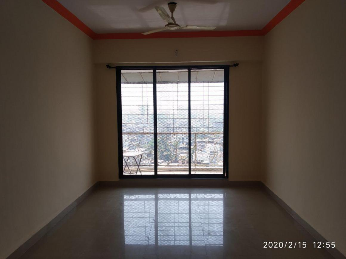 Living Room Image of 1400 Sq.ft 2 BHK Apartment for rent in Airoli for 32000