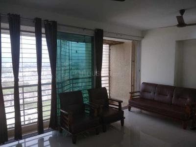 Gallery Cover Image of 1000 Sq.ft 1 BHK Apartment for rent in Kopar Khairane for 26000