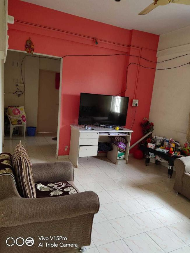 Living Room Image of 750 Sq.ft 2 BHK Apartment for rent in Chikhali for 15000