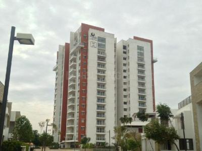 Gallery Cover Image of 3500 Sq.ft 4 BHK Apartment for rent in Prestige White Meadows, Whitefield for 100000