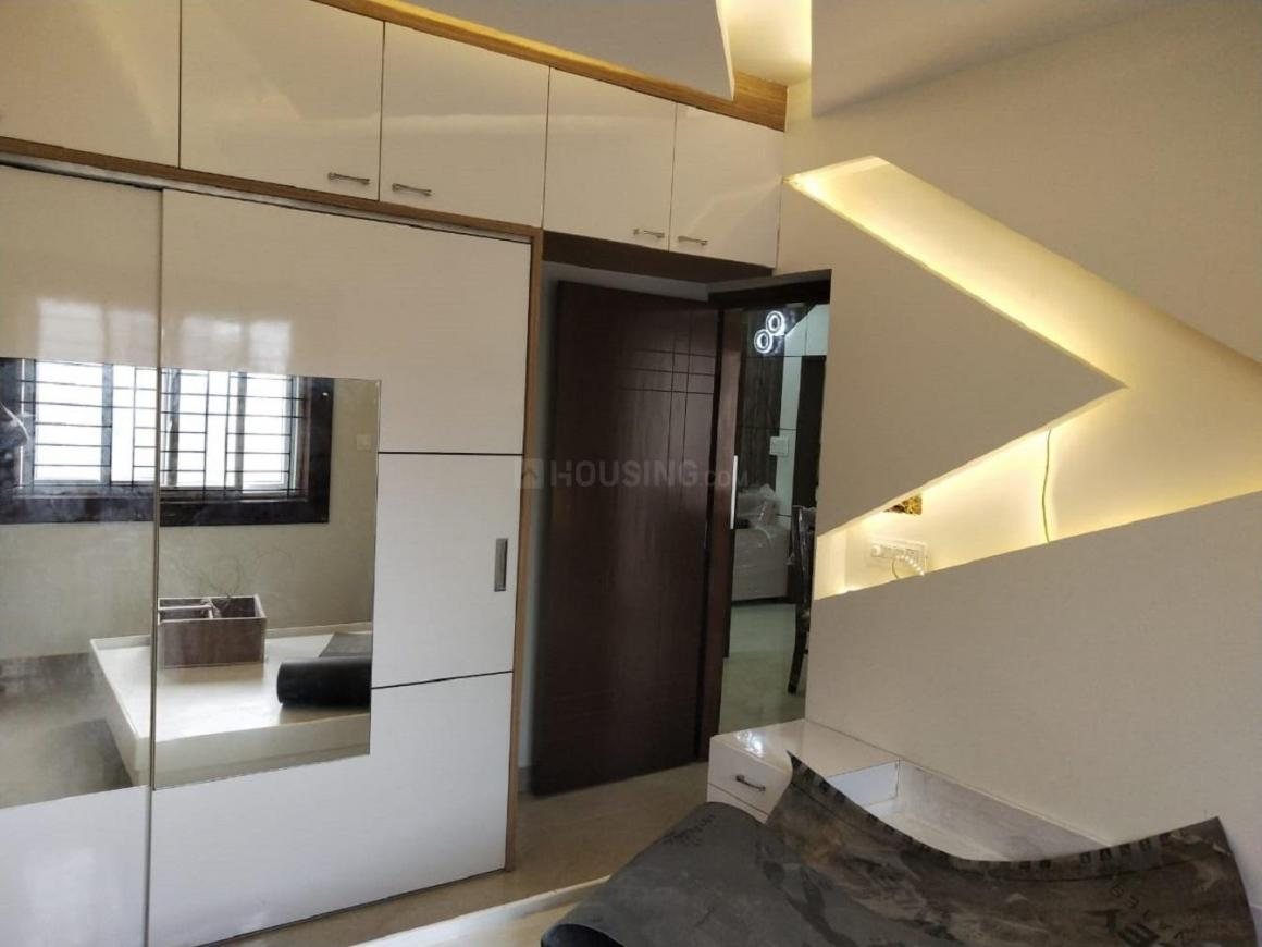 Bedroom Image of 660 Sq.ft 1 BHK Apartment for buy in Parappana Agrahara for 3000000