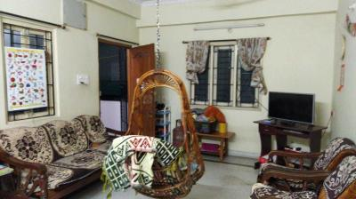 Gallery Cover Image of 1500 Sq.ft 3 BHK Apartment for rent in Serilingampally for 16000