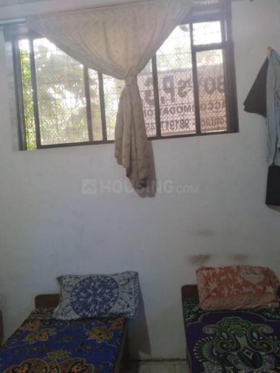 ऐरोली में विशोक पीजी के बेडरूम की तस्वीर