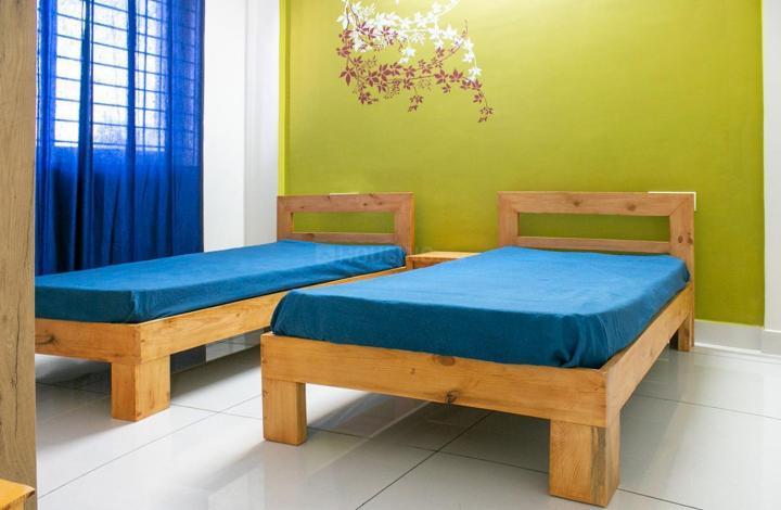 Bedroom Image of 2 Bhk In Vmr Gemine in HBR Layout