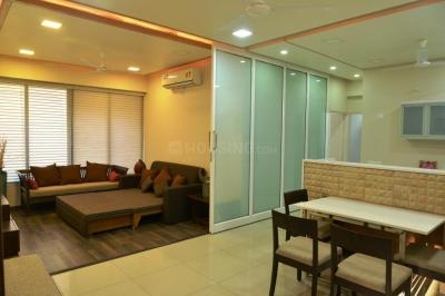 Gallery Cover Image of 1195 Sq.ft 2 BHK Apartment for rent in Santej for 15000