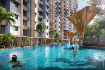 Gallery Cover Image of 720 Sq.ft 2 BHK Apartment for buy in Goregaon West for 13700000