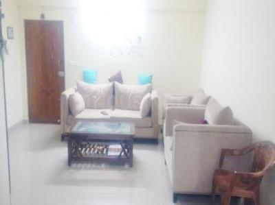 Gallery Cover Image of 1200 Sq.ft 3 BHK Apartment for rent in Sai Palace Apartment, Horamavu for 18500