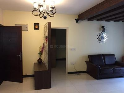 Gallery Cover Image of 1700 Sq.ft 3 BHK Apartment for rent in Hennur Main Road for 20000