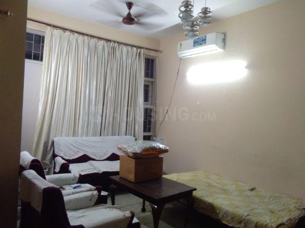 Living Room Image of 1300 Sq.ft 2 BHK Apartment for rent in Shakti Khand for 20000