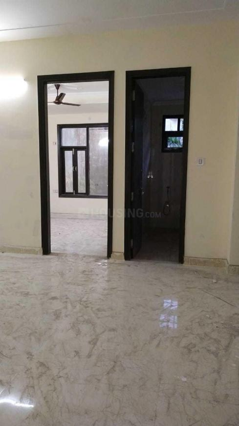 Living Room Image of 900 Sq.ft 2 BHK Independent Floor for rent in Chhattarpur for 12000