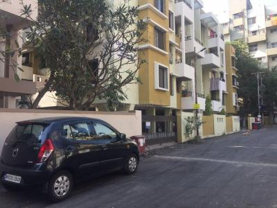 Gallery Cover Image of 1089 Sq.ft 2 BHK Apartment for rent in Wakad for 20000