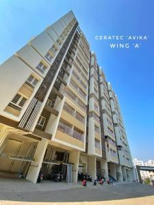 Gallery Cover Image of 500 Sq.ft 1 BHK Apartment for rent in Ceratec Avika, Yewalewadi for 9500