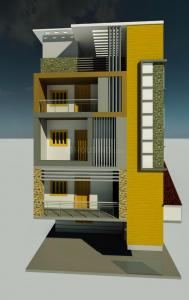 Gallery Cover Image of 2650 Sq.ft 5 BHK Independent House for buy in Vidyaranyapura for 13500000