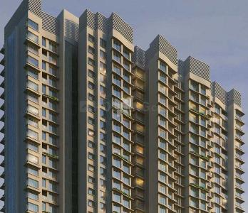 Gallery Cover Image of 1250 Sq.ft 3 BHK Apartment for rent in Romell Aether, Goregaon East for 70000