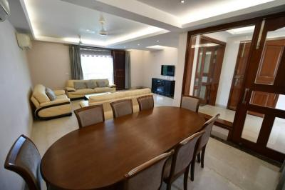 Gallery Cover Image of 4500 Sq.ft 4 BHK Independent Floor for rent in Green Park for 150000
