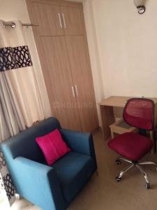 Gallery Cover Image of 440 Sq.ft 1 RK Apartment for rent in Supertech Eco Suites, Sector 137 for 12500