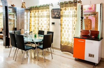 Dining Room Image of PG 4642254 Vibhutipura in Vibhutipura
