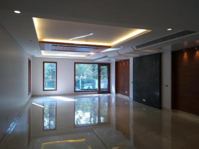 Gallery Cover Image of 6500 Sq.ft 5 BHK Independent Floor for rent in Malviya Nagar for 700000