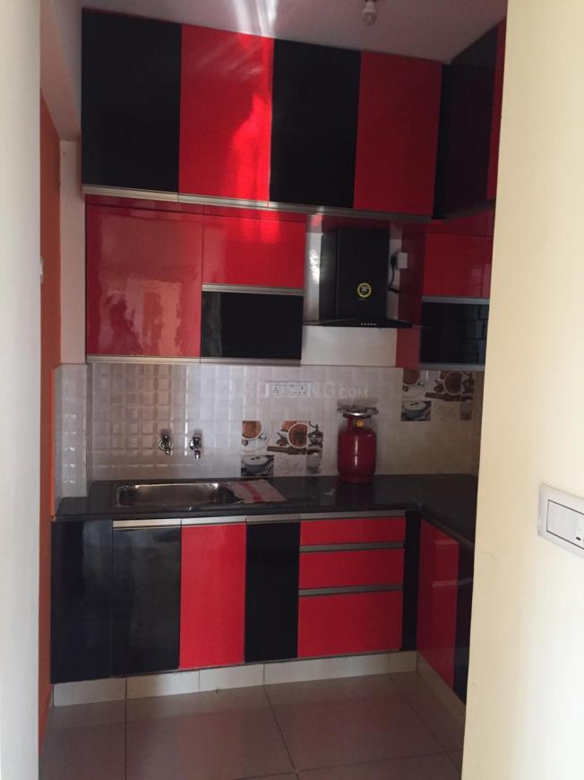 Kitchen Image of 995 Sq.ft 2 BHK Apartment for rent in Chandapura for 15000