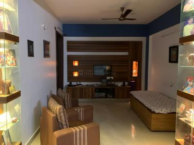 Gallery Cover Image of 1900 Sq.ft 3 BHK Apartment for buy in Nanda Ashirwad, Nagarbhavi for 13000000