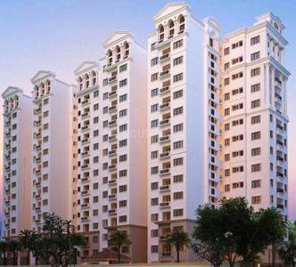 Gallery Cover Image of 1164 Sq.ft 2 BHK Apartment for buy in DSR Lotus Towers, Krishnarajapura for 8000000