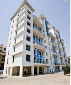 Gallery Cover Image of 650 Sq.ft 1 BHK Apartment for rent in Karia Konark Splendour, Wadgaon Sheri for 20000